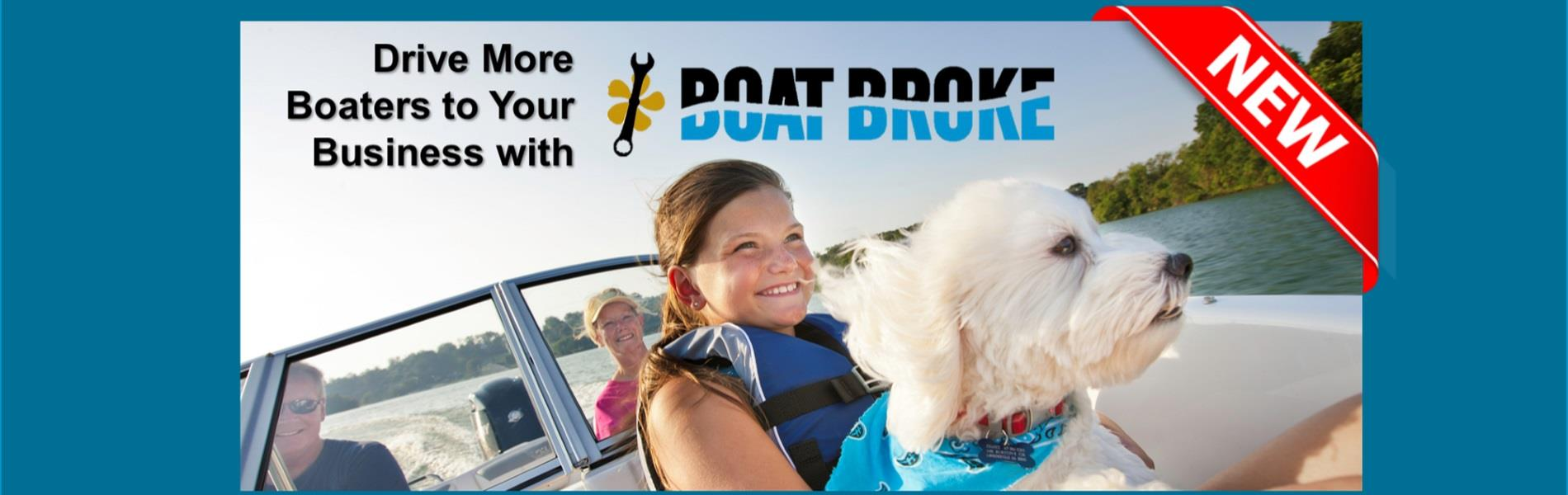 NEW - Drive More Boaters to Your Business